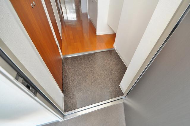 CASSIA高井田NorthCourt 玄関を開けると解放感のある空間がひろがりますよ。