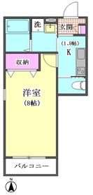 ボヌール 301号室