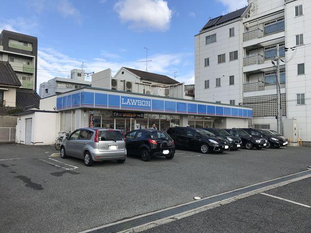 ローソン堺柳之町店
