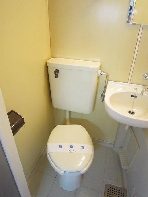 コーポ木藤トイレ