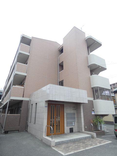 リバーサイド金岡六番館の外観