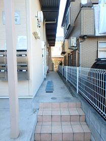 ラ・シャンス東橋本第3 1号棟エントランス