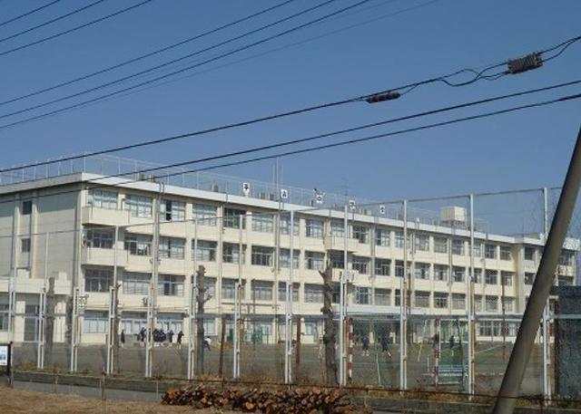 第2かしの木ハイツ[周辺施設]中学校