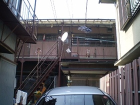 石井アパートの外観画像