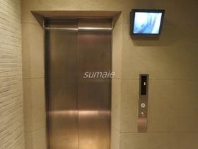 エレベーターあります!