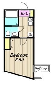 SORA3階Fの間取り画像