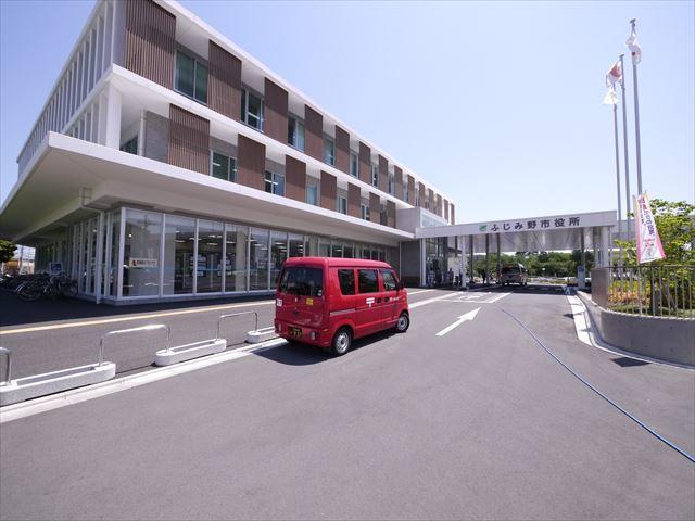 BEST STAGE OHARA(ベストステージ大原)[周辺施設]役所