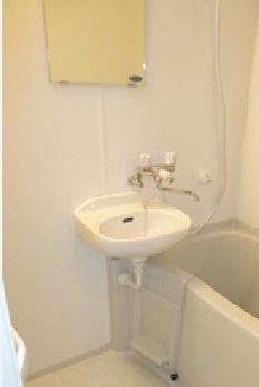 グリーンゲーブルス洗面所