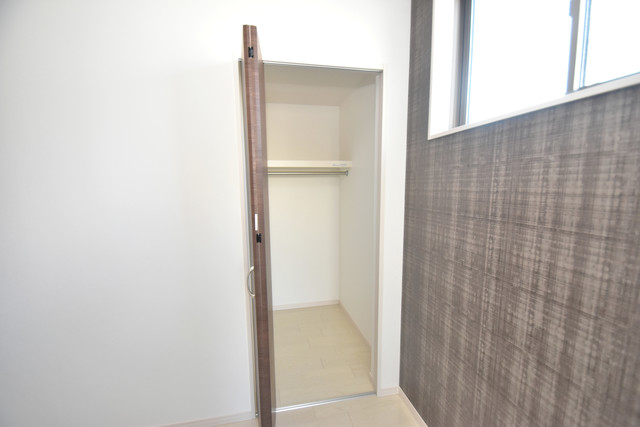 DOAHN長瀬 もちろん収納スペースも確保。いたれりつくせりのお部屋です。