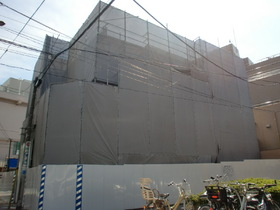 京島1丁目マンションの外観画像