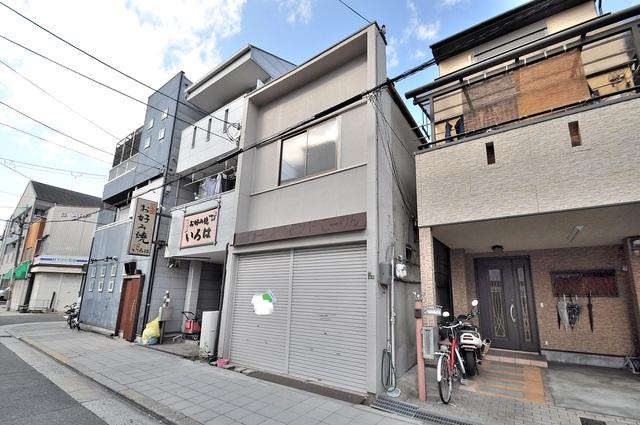新今里6丁目 店舗・住宅