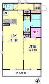 メゾン エスポワール 203号室