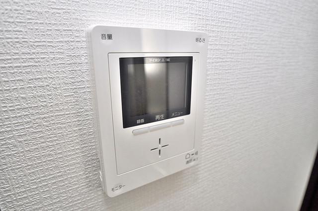 Realize長瀬 TVモニターホンは必須ですね。扉は誰か確認してから開けて下さいね