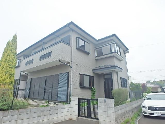 栗平駅 徒歩10分の外観画像