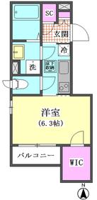 サンライズ蒲田�T 201号室