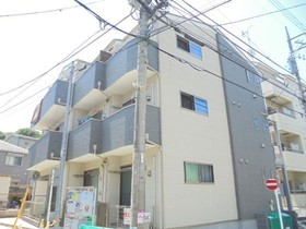 三田レジデンス阪東橋の外観画像