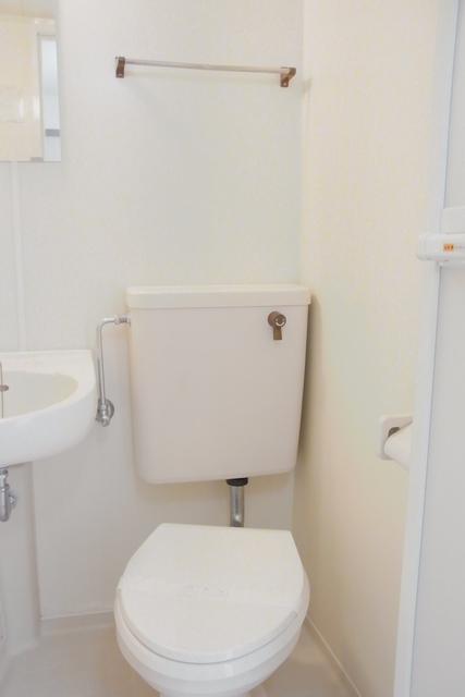 スカイコート池袋トイレ