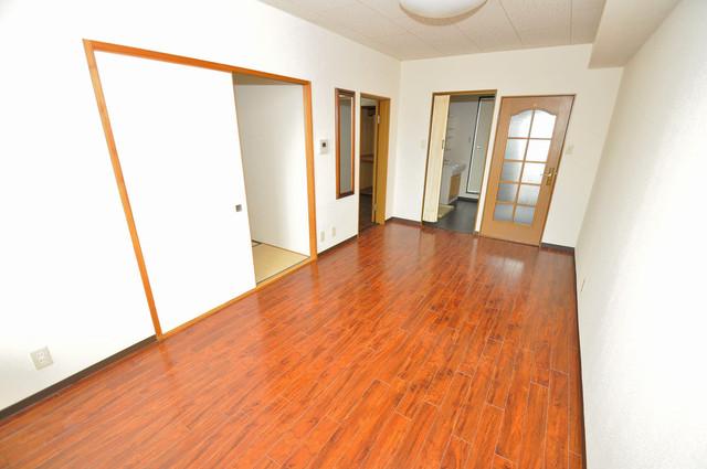 日栄ビル3号館 ゆったりくつろげる空間からあなたの新しい生活が始まります。