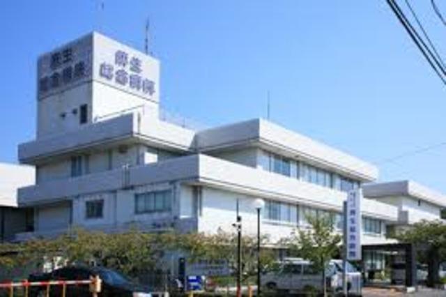 パーシモン3[周辺施設]病院