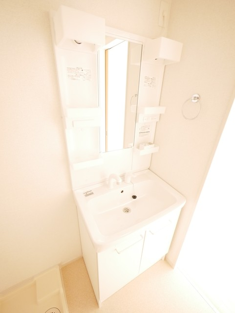 アバンサール洗面所