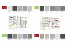 シャーメゾン ルピナス2階Fの間取り画像