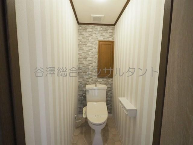 ロイヤルパレスふじみ野トイレ
