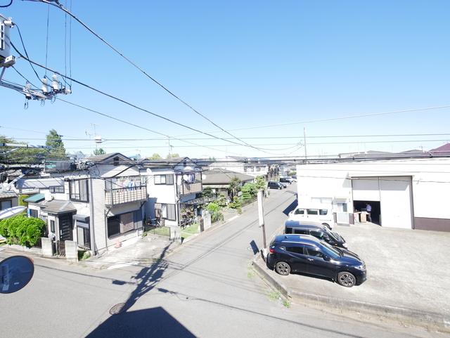 本厚木駅 バス22分「下依知入口」徒歩5分景色