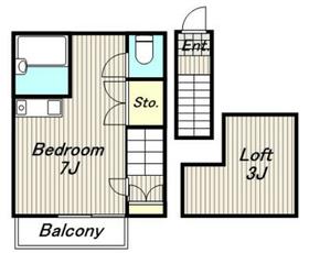 ドリームコート南平2階Fの間取り画像
