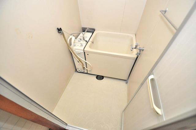 第二コーポ春日荘 ゆったりと入るなら、やっぱりトイレとは別々が嬉しいですよね。