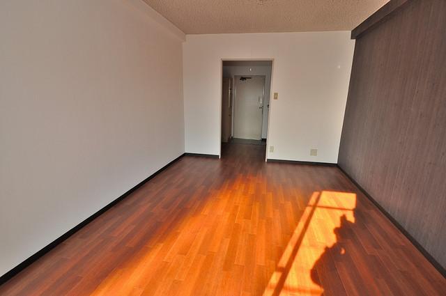 ハイツ片岡Ⅱ 朝には心地よい光が差し込む、このお部屋でお休みください。