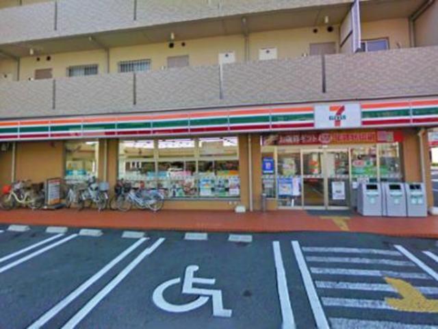 セブンイレブン大阪東粉浜1丁目店