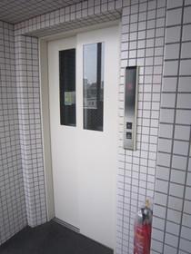 コルティーレ武蔵小杉共用設備
