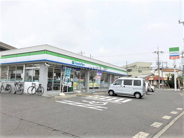 ファミリーマート堺土師店
