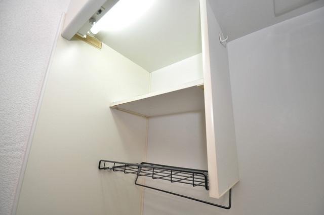 ロンモンターニュ小阪 コンパクトながら収納スペースもちゃんとありますよ。
