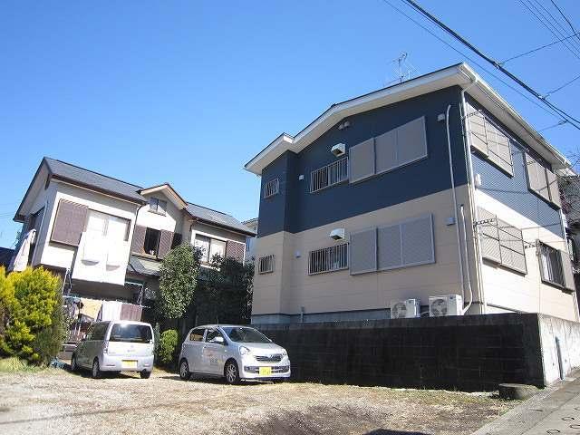 堀井アパート駐車場