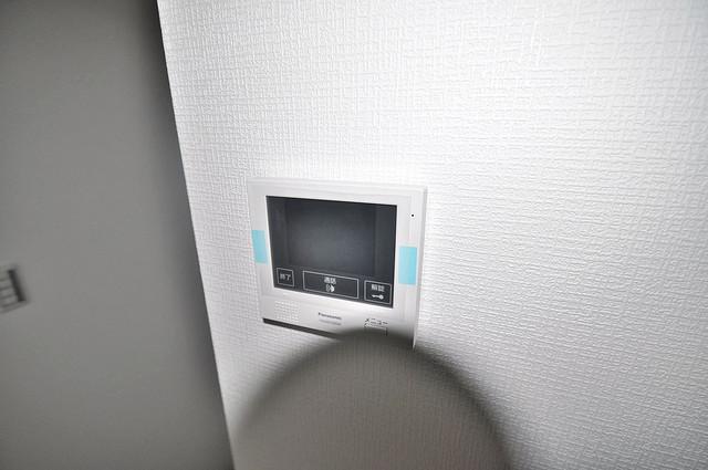 ForRealize友井 TVモニターホンは必須ですね。扉は誰か確認してから開けて下さいね