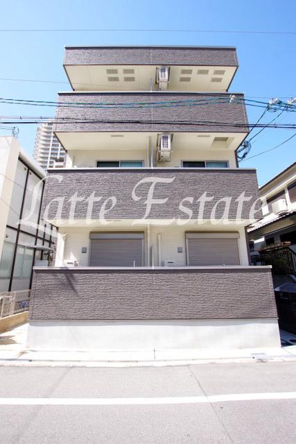 大阪市城東区中央2丁目の賃貸アパート
