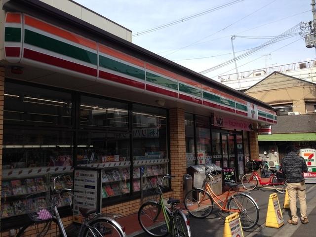 ハイツJUN セブンイレブン長瀬駅北店