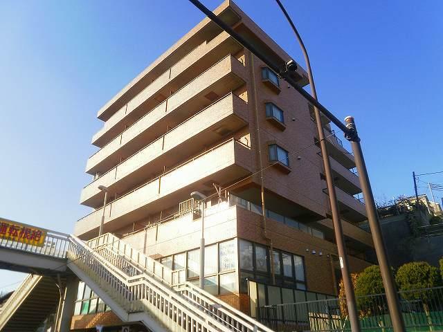 ライオンズマンション横浜三ツ沢の外観外観
