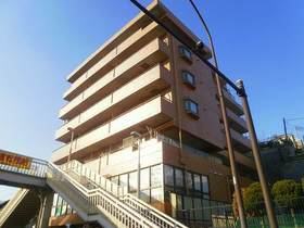 ライオンズマンション横浜三ツ沢の外観画像