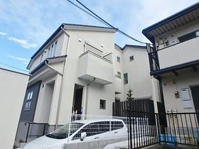 府中市四谷住宅の外観画像