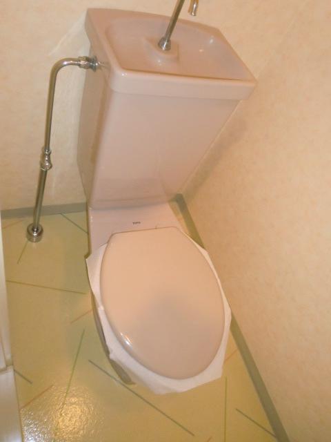 パークフロントナリタトイレ