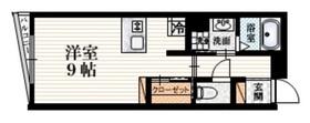 ボナヴィータ祖師谷1階Fの間取り画像