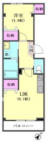 コラージュ玉川 301号室