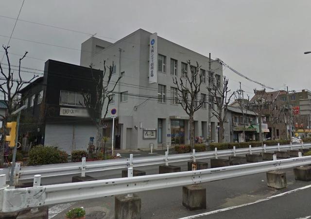 ノーブル布施 大阪シティ信用金庫布施西支店