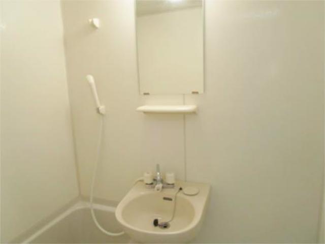 ハイツ向の岡洗面所
