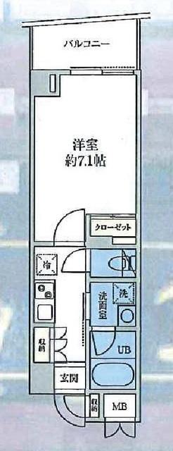 ROX参番館間取図