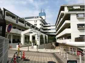 横浜ダイカンプラザスポーツメントの外観画像