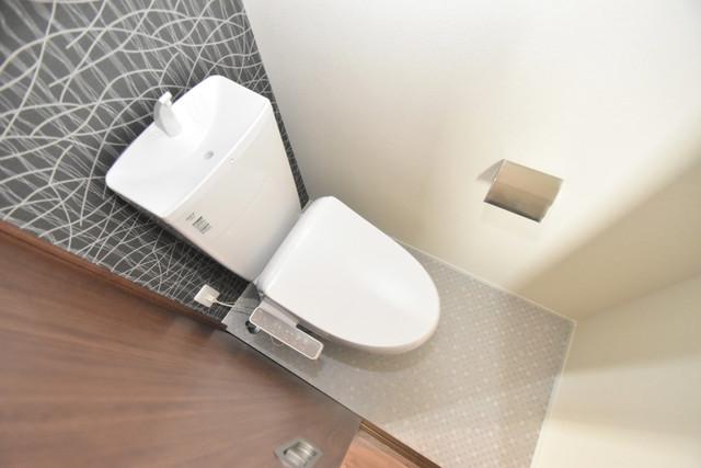 Charme Lacine(シャルム ラシーネ) スタンダードなトイレは清潔感があって、リラックス出来ます。