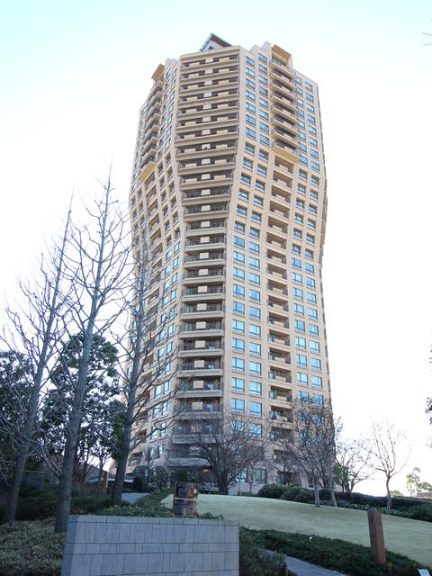 元麻布ヒルズ フォレストタワーの外観外観